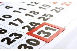 Terminkalender für die Session 2018/2019 ist Online