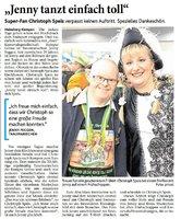 Bericht aus der Heinsberger Zeitung vom 02.02.2018