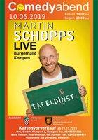 Martin Schopps - Comedy Abend 2019