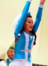 Tanzmariechen Mila