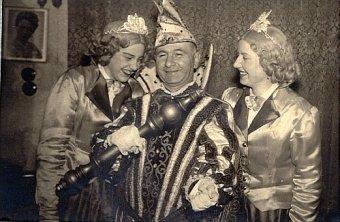 Prinzenpaar 1955