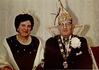 Prinzenpaar 1966
