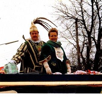 Prinzenpaar 1999
